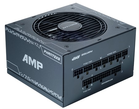 Phanteks  AMP 650W 80+ Gold, Full Module, PSU