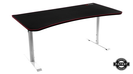 Arozzi Arena Gaming Desk - White