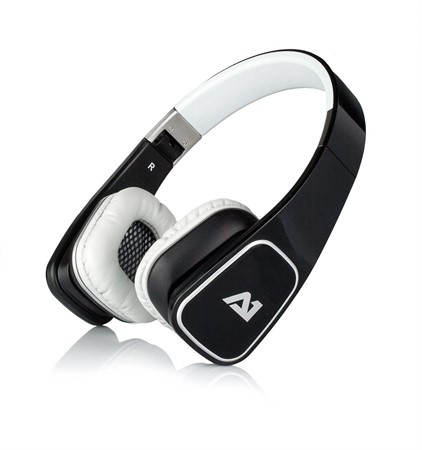 A1 Attitude One Almaz Headphones Black