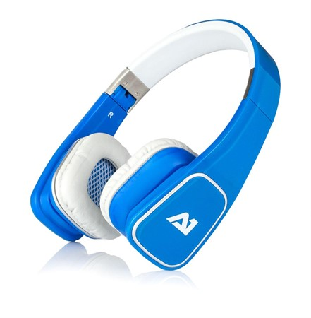 A1 Attitude One Almaz Headphones Blue