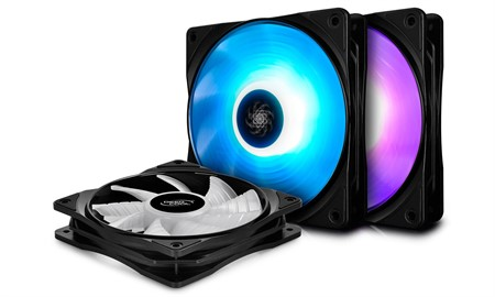 DEEPCOOL RF 120- 3 in 1 RGB Fan