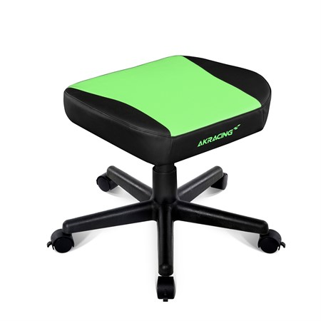 AKRACING Footstool  - Green
