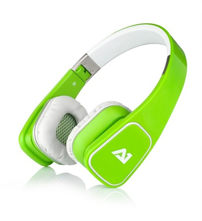 A1 Attitude One Almaz Headphones Green