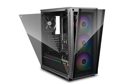 DEEPCOOL MATREXX 70 - ADD-RGB 3F Black