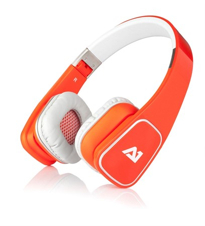 A1 Attitude One Almaz Headphones Orange