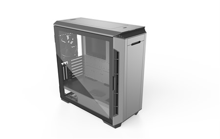Phanteks Eclipse P600S Silent, Tempered Glass, Anthracite Gray
