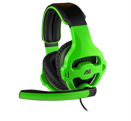 A1 Attitude One Tunguska 2.0 Headset - Green