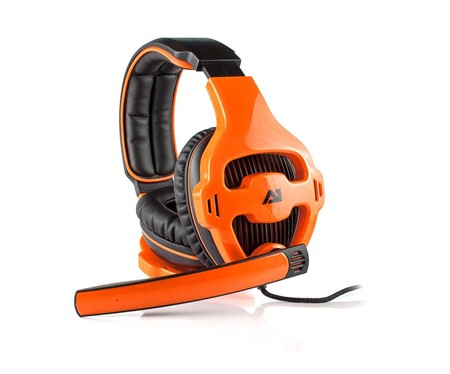 A1 Attitude One Tunguska 2.0 Headset - Orange