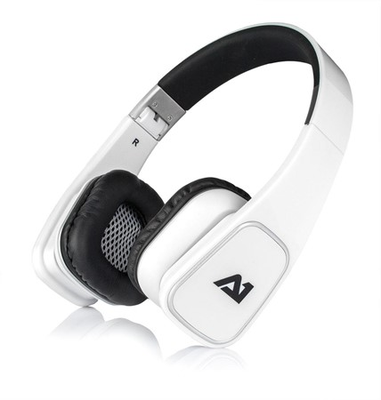 A1 Attitude One Almaz Headphones White