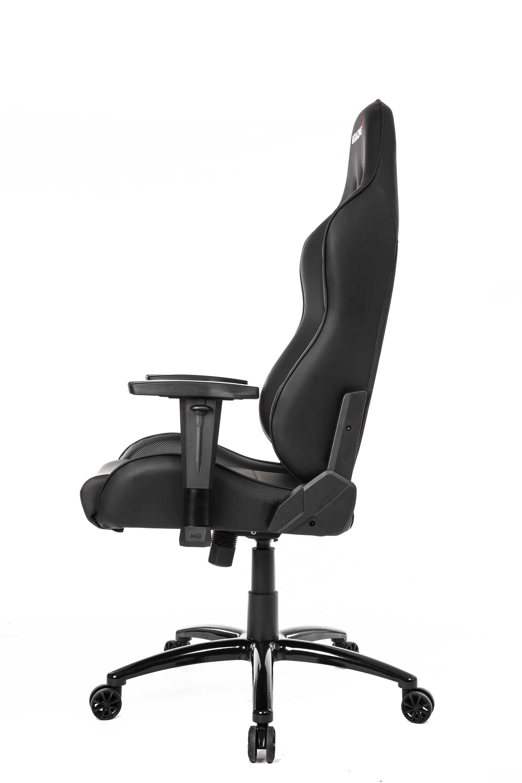 Astounding Akracing Nitro Gaming Chair Carbon Black Theyellowbook Wood Chair Design Ideas Theyellowbookinfo